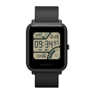 Bon plan : la montre connectée Xiaomi Huami AMAZFIT Bip Lite à 43 € mais aussi les smartwatch 2, Apple Watch