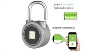 Bon plan : l'ampoule connectée et le cadenas biométrique à prix réduit