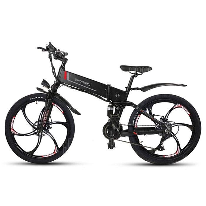 Bon plan : le vélo électrique pliable Samebike LO à 600 €, ou les trottinettes électriques ES1 et ES2