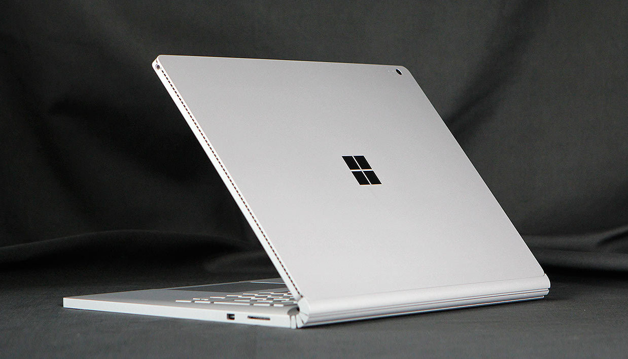 Microsoft Surface Book 2017