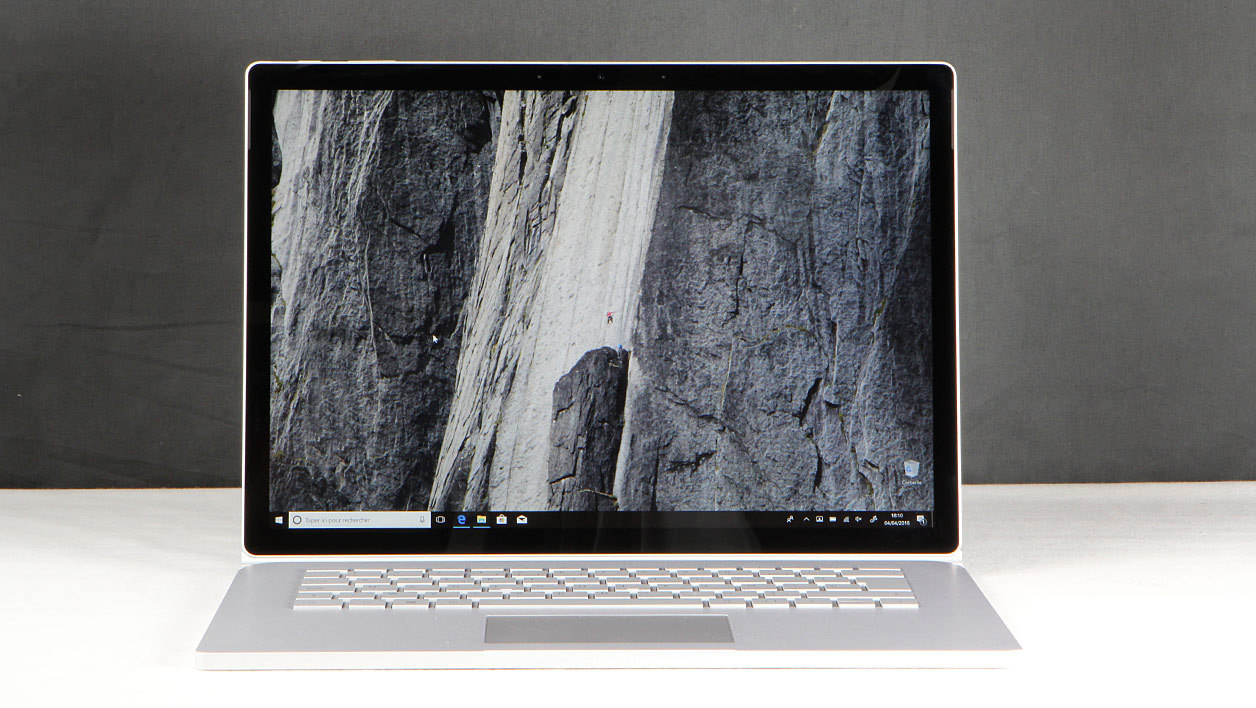 Microsoft Surface Book 2 15 pouces (Core i7 16 Go 512 Go GeForce)