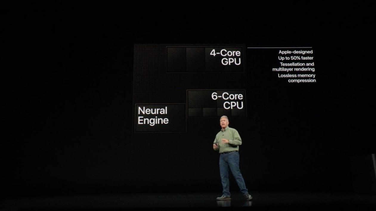 Apple annonce le A12 Bionic, son nouveau processeur pour iPhone