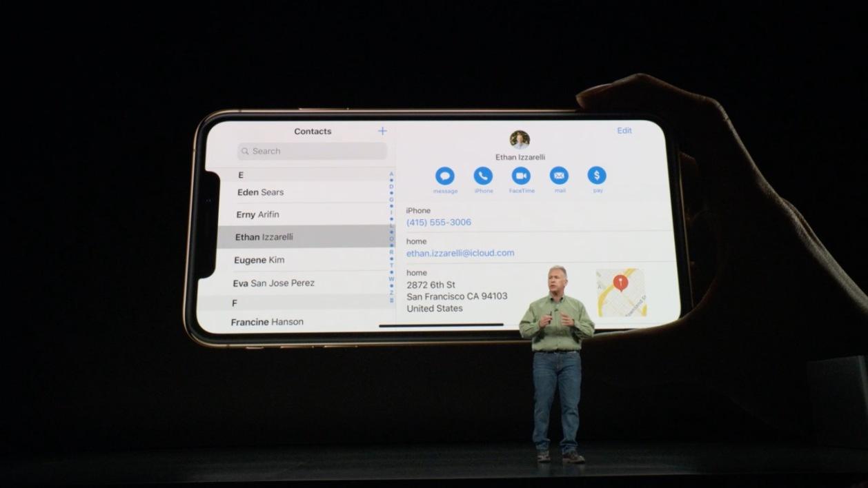 Apple annonce les iPhone XS et XS Max, une évolution sans révolution