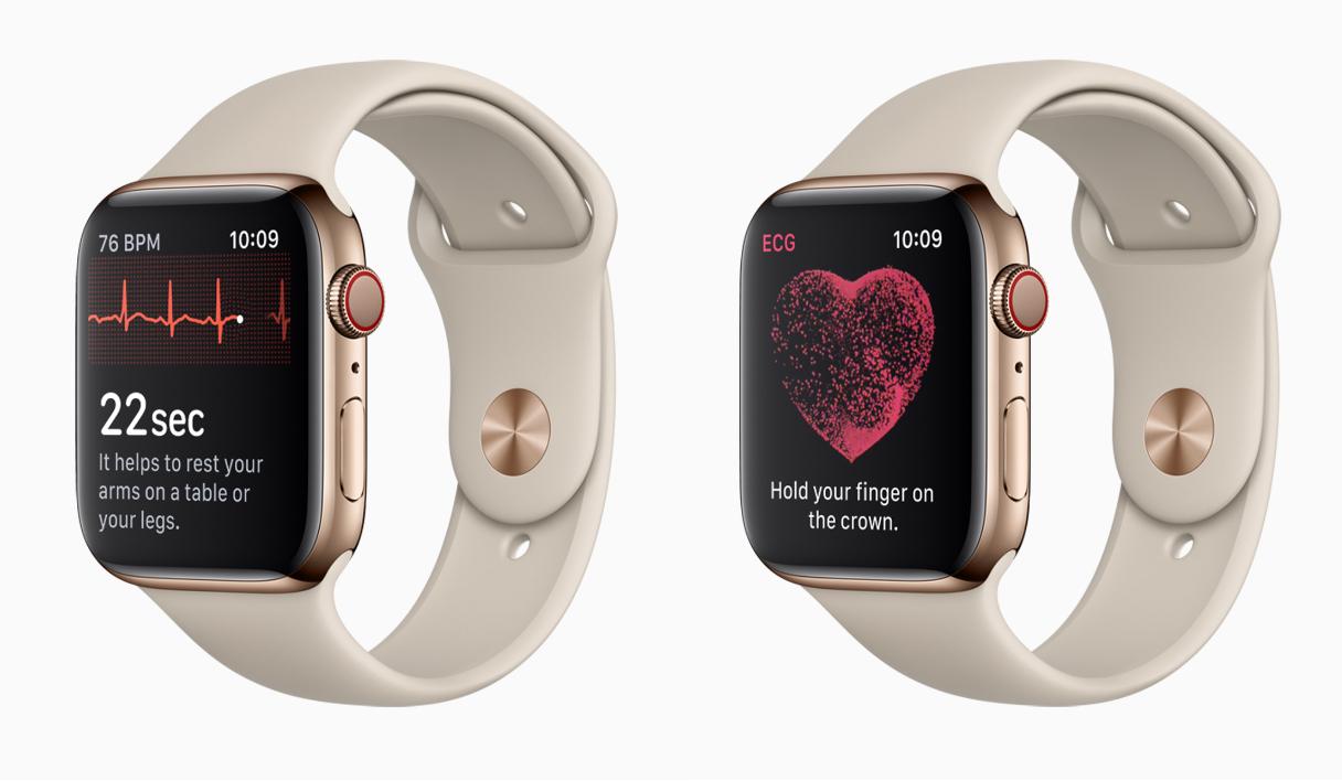 Apple dévoile la Watch Series 4, la gardienne intelligente de votre santé