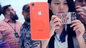iPhone XS, XS Max et XR : on a pris en main les nouveaux smartphones d'Apple