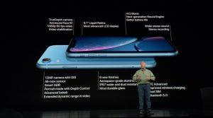 iPhone XR, le petit frère abordable de l'iPhone XS