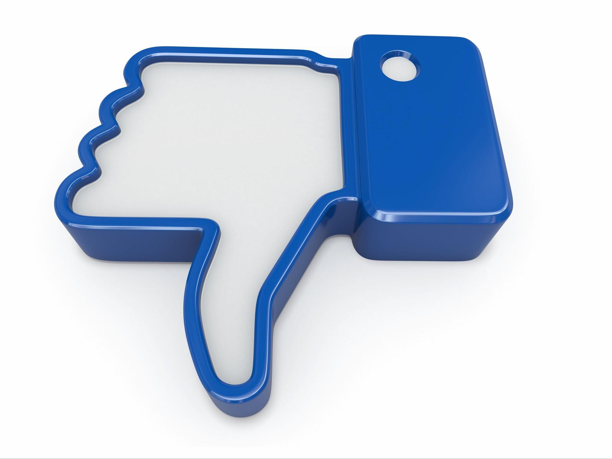 Facebook victime d'une panne mondiale pendant quelques minutes