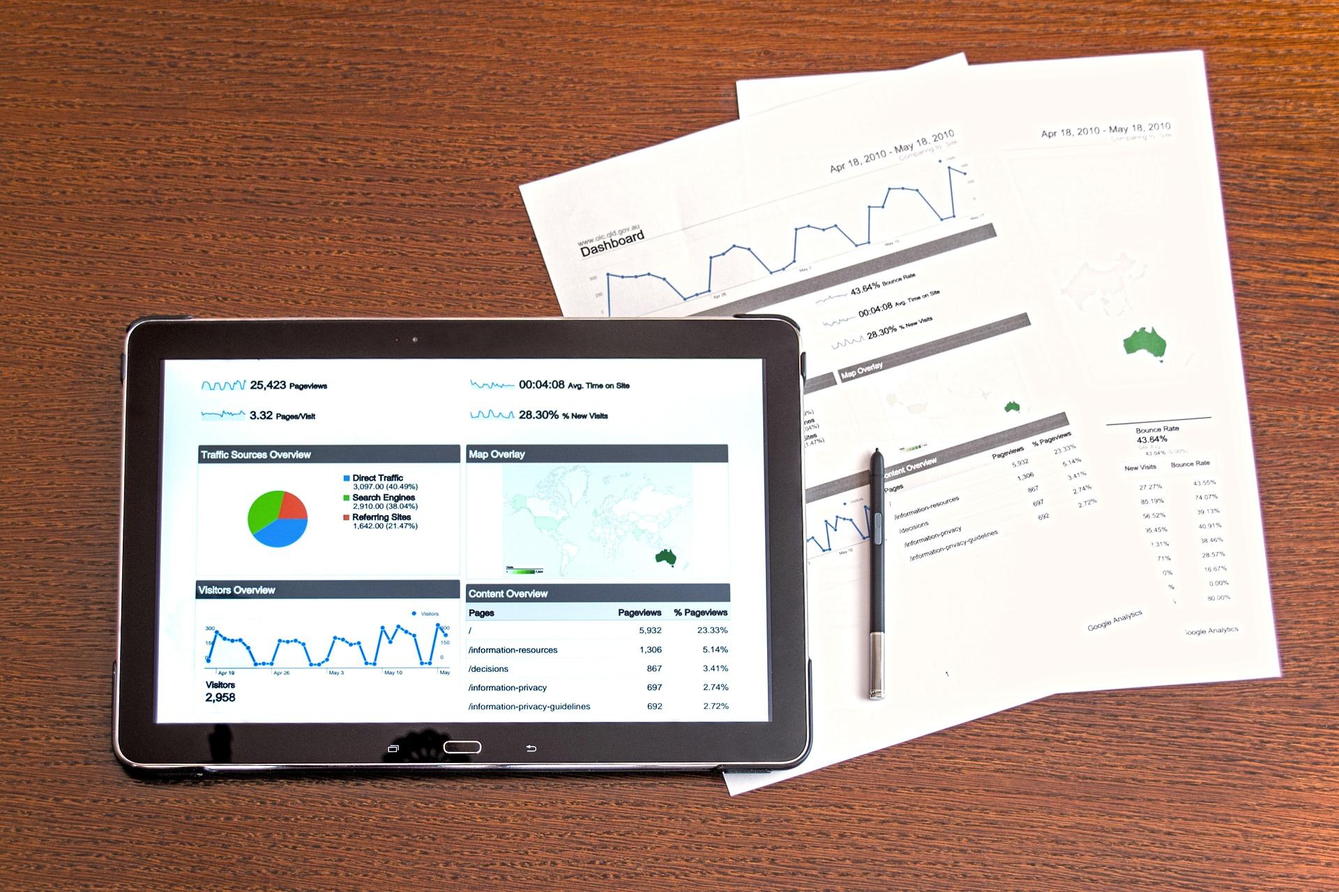 Organiser le reporting SEO SEA pour vos clients