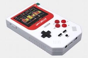 GoRetro! Portable : une console de poche qui rappelle la GameBoy Mini