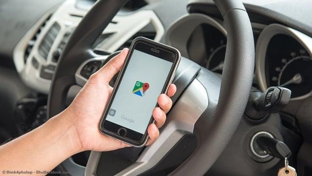 Google teste le signalement d'accidents dans Maps