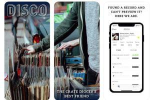 Une appli pour écouter un disque avant de l'acheter ? Disco FM l'a fait !