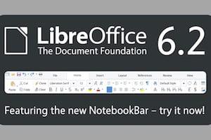 LibreOffice 6.2 : la suite bureautique s'offre un lifting bienvenu
