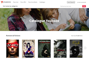Free offre à ses abonnés l'accès gratuit à la bibliothèque en ligne Youboox